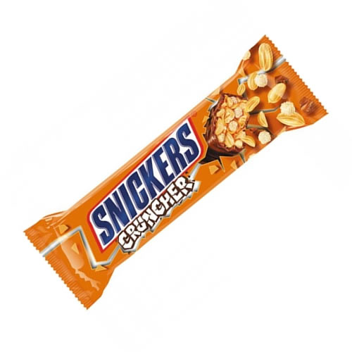 SNICKERS CRUNCHER 40G photo 1