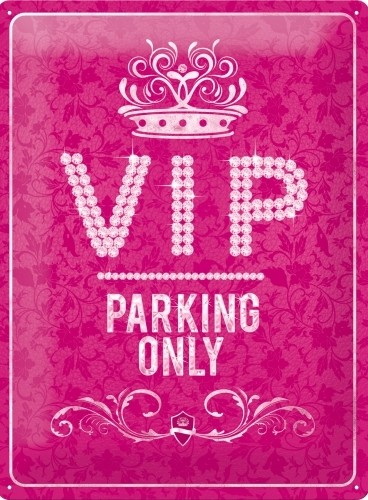 tin_sign_30cm_x_40cm__vip_parking_only